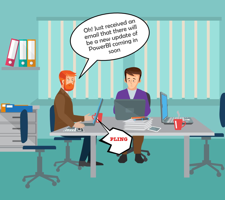Cartoon biases reeks 3-panel 1: churn analysis