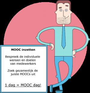 MOOC inzetten